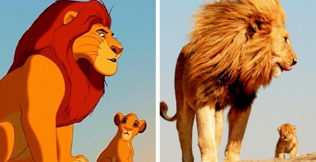 14 Of Our Favourite Animated Animals Brought To Life