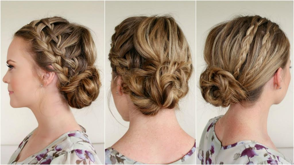 She Always Has The Cutest Bun Hairstyles. Have You Tried Any Of These Styles?