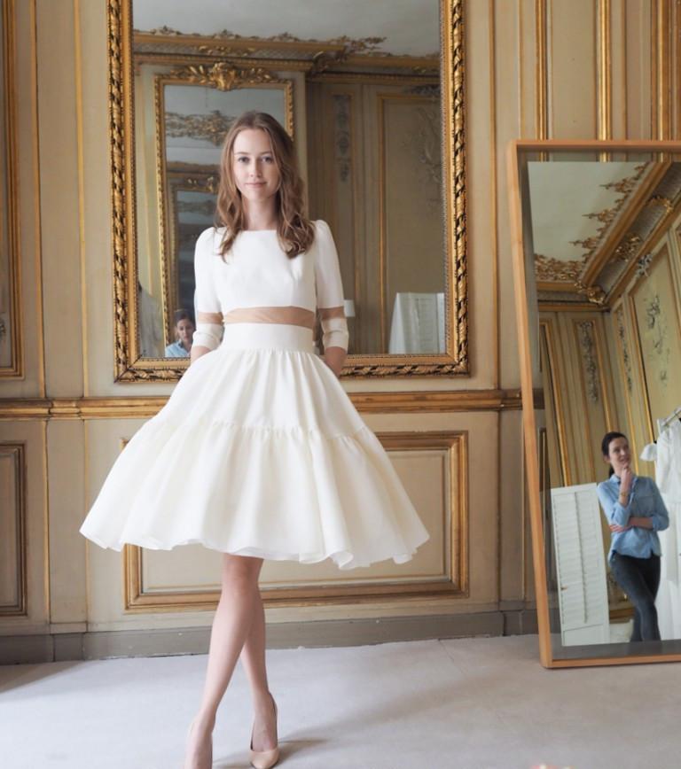 Beautiful Lace Wedding Dress Ideas