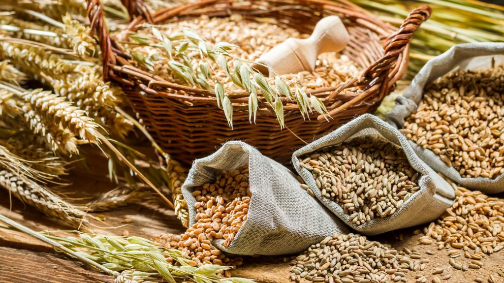 Top 10 Foods With High-Fibre