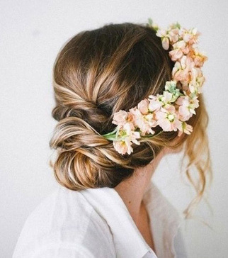 20 Up-Do Wedding Hairstyles For Your Big Romantic Day