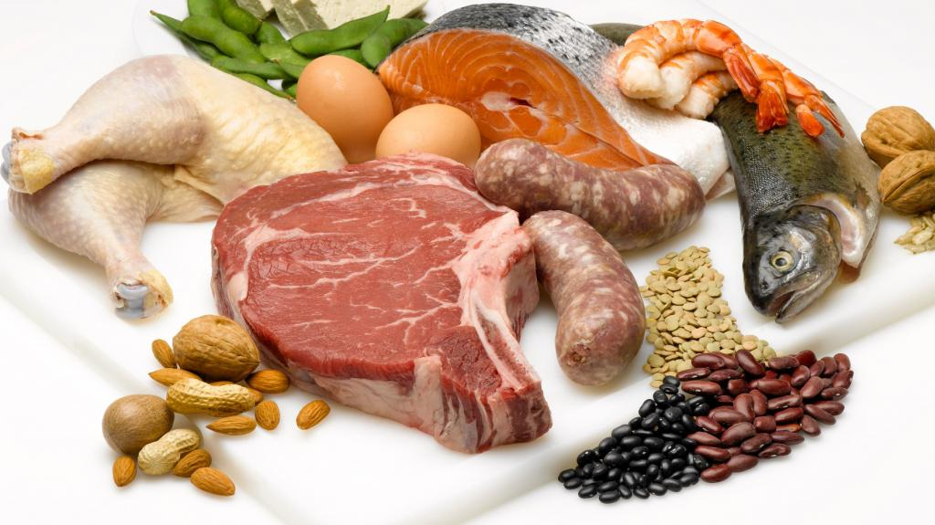 Foods That Are Rich With Iron
