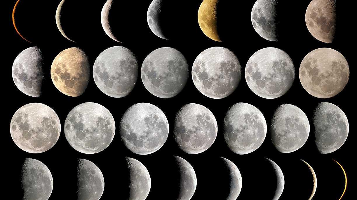 How The Lunar Calendar Impacts Your Hair