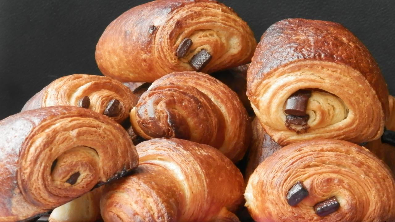How Many Calories In Chocolate Croissant?