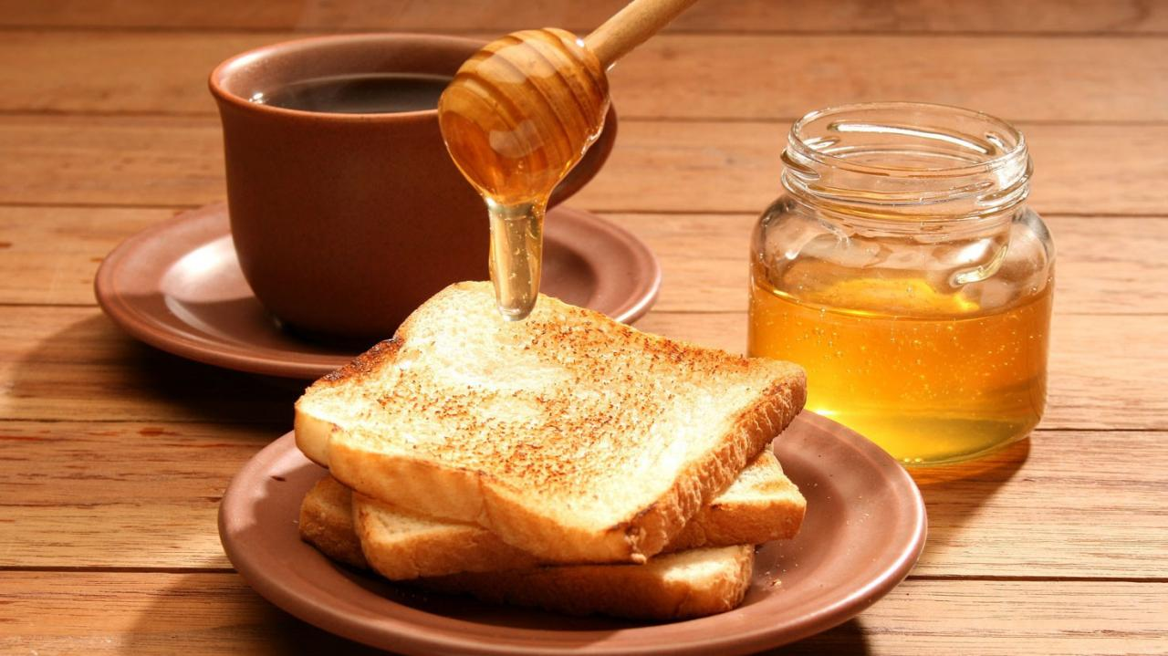 Benefits Of Honey For Slimming