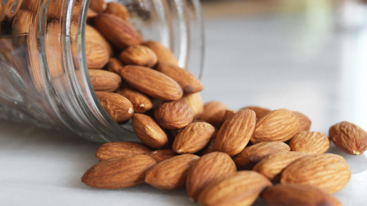 Benefits Of Almonds For Slimming