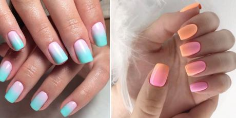 ombre nail art is the latest trend driving the internet wild