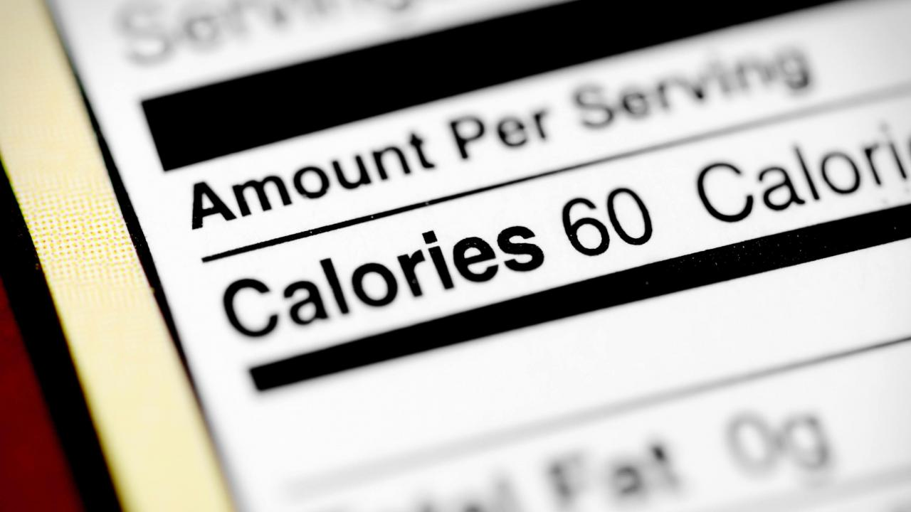 Calorie Calculation: How Many Calories Should You Be Eating Every Day In Order To Lose Weight?