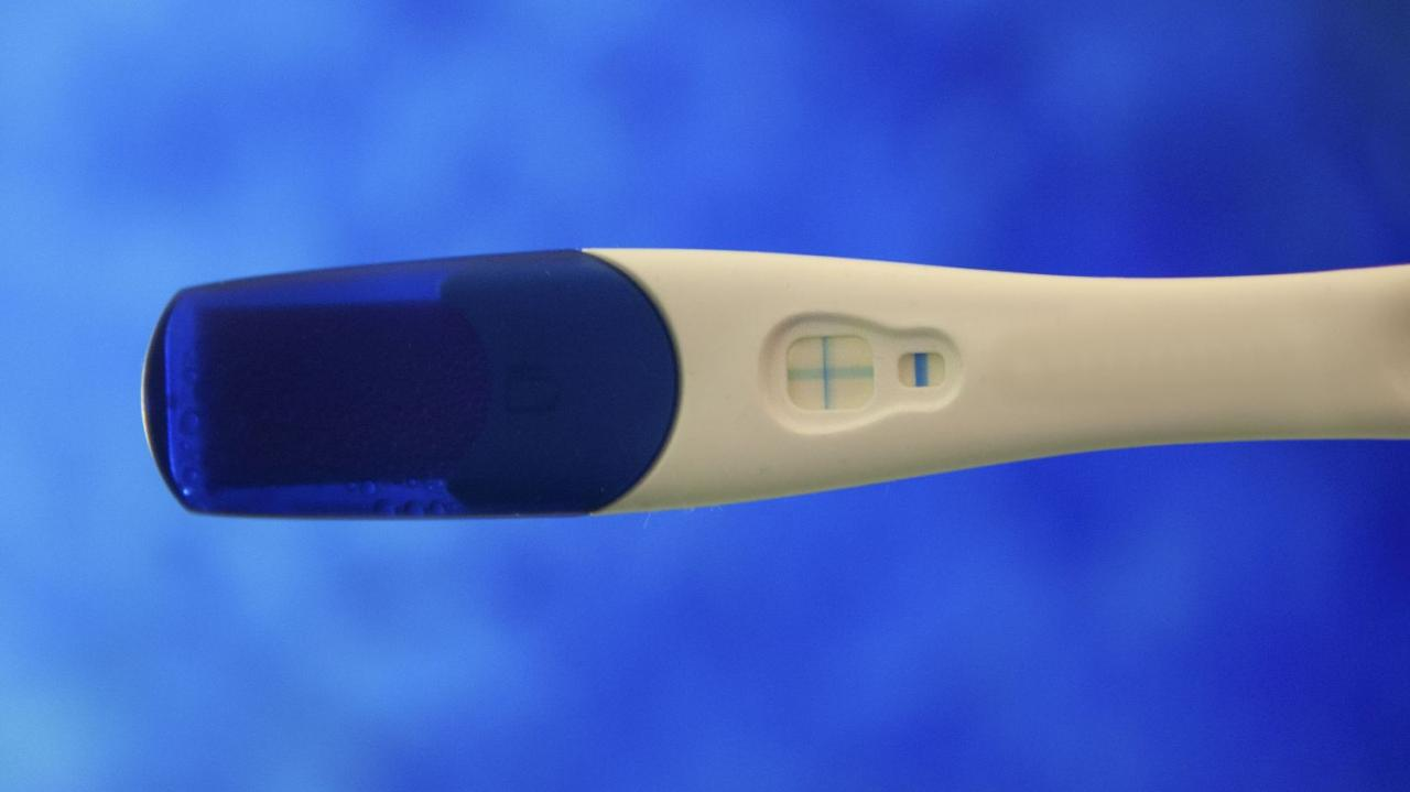 When And How To Take A Pregnancy Test
