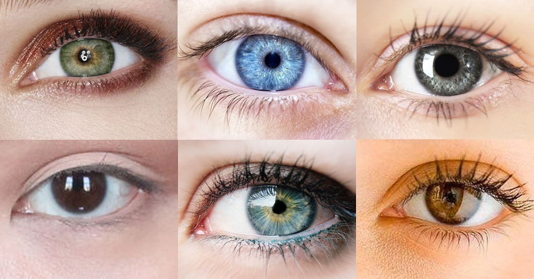 What Does Your Eye Colour Say About You