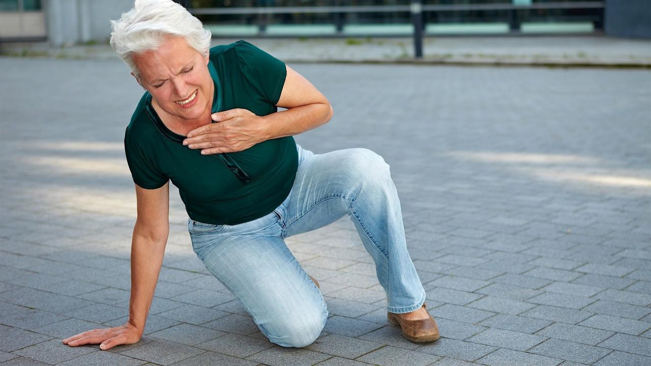 Health: 6 Symptoms Of A Heart Attack In Women