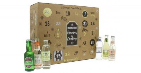 The Best Gin Advent Calendar For Christmas