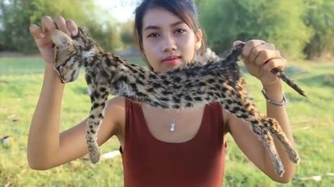 Youtube Couple Become Famous For Hunting, Skinning, And Eating Endangered Animals