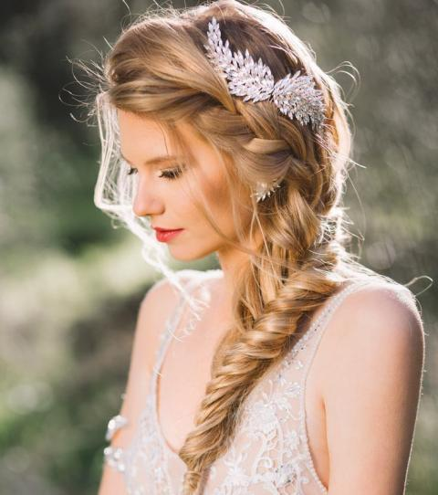 Wedding Hairstyles For All Hair