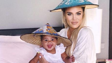 Khloé Kardashian's Has The Perfect 'Body Positive' Routine With Baby True