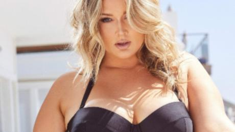 This Plus-Size Model Has Designed A Bikini Range With A Difference - And It's Absolutely Stunning