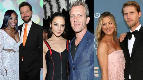 These A-List Stars Are All Married To Total Unknowns...