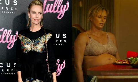 Charlize Theron's Shocking 50lbs Weight Gain For New Film Tully