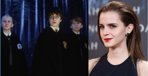 Emma Watson Admits She Had A Huge Crush On One Of Her Harry Potter Co-Stars - And His Response Was Surprising