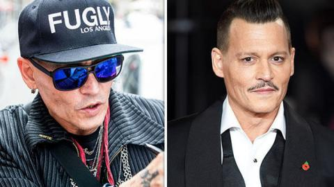 Recent Photos Of A Deathly Ill Looking Johnny Depp Have Got Fans Fearing The Worst