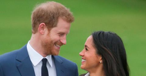 Prince Harry And Meghan Markle Announce They're Expecting Their First Child