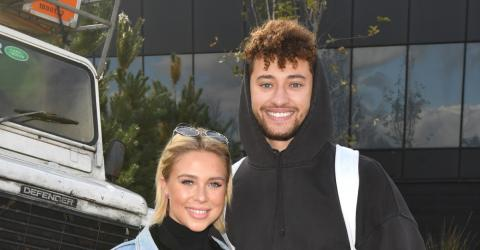 Gabby Allen's Boyfriend Myles Stephenson Reveals Secret Adoption Plan