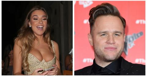 Is Zara McDermott Really Cracking On With Olly Murs?