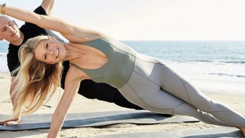 This Is Gwyneth Paltrow's Exercise Routine For A Dream Body