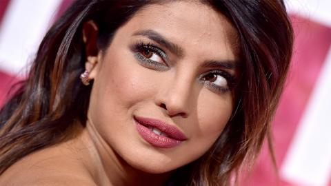 Priyanka Chopra Takes Polka Dots To The Next Level With This Stunning Outfit