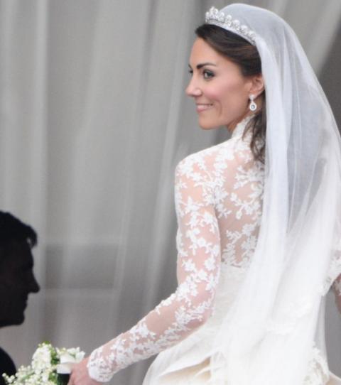 Alexander Mcqueen Wedding Dresses.These Celebrities All Wore Alexander Mcqueen Wedding Dresses