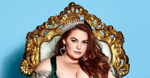 Tess Holliday Hits Back At Her Haters By Posting Controversial New Photo