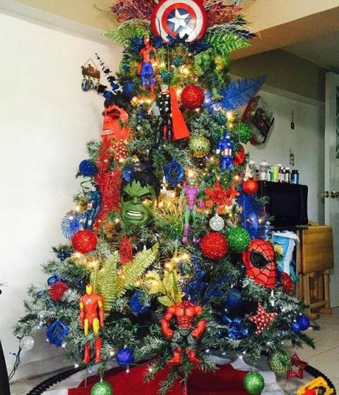 Where Does Christmas Trees Come From: Unique Christmas Tree Decorations And Ideas