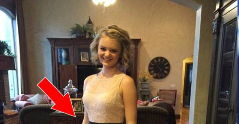 "This Girl Got Kicked Out Of Prom For Wearing An ""Inappropriate Dress"""