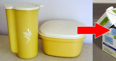 If You Run Out Of Tupperware All You Need Is This Simple Tip