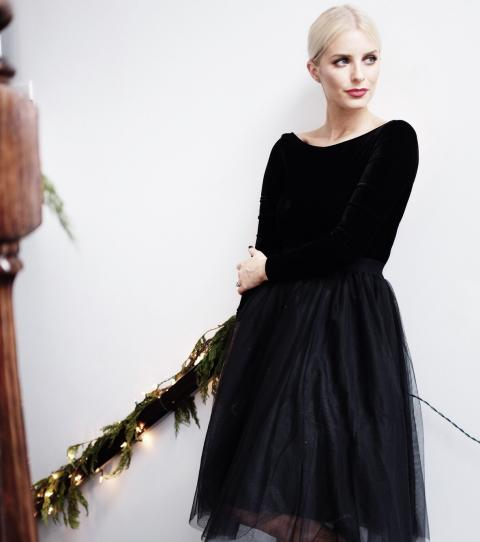 4eb096e7e9d How To Rock A Tulle Skirt All Year Round
