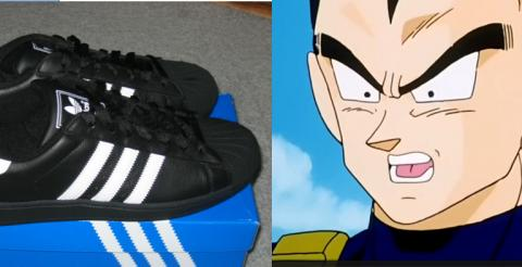 Adidas And Dragonball Z Are Collaborating On A Pair Of Trainers
