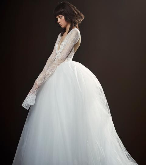 41dd9b61669 Vera Wang Wedding Dresses