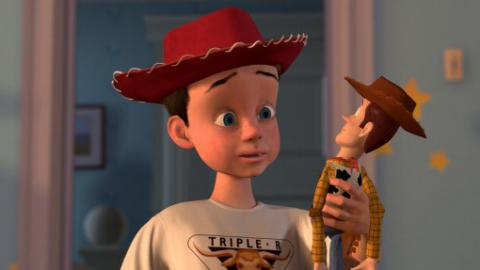 There's Something Not Quite Right About Andy From Toy Story...