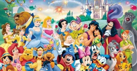 It Turns Out Two Of Our Favourite Disney Characters Are Related - And Our Minds Are Blown