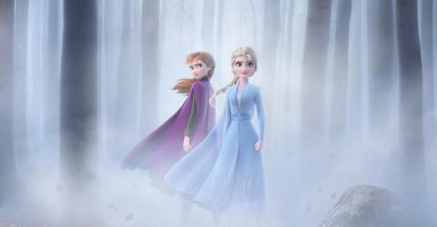 Disney Just Released A Brand New Trailer For Frozen 2 - And It's A Whole New World