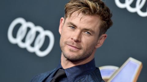 This Is The Real Reason Chris Hemsworth Will Soon Be Disappearing From Our Screens