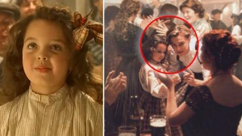 The Little Girl From Titanic Reveals What Leonardo DiCaprio Was REALLY Like