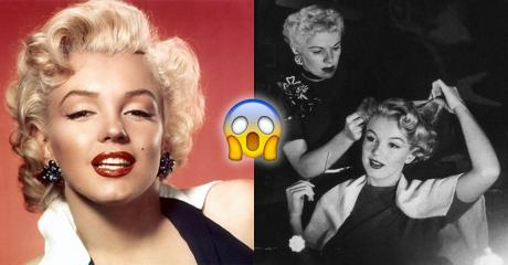 This Is The Terrible Truth Behind Marilyn Monroe's Iconic Hairdo