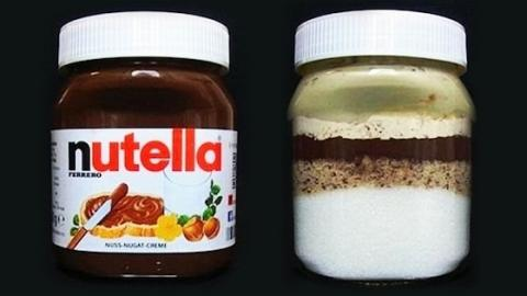 This Image Will Make You Think Twice About Eating Nutella