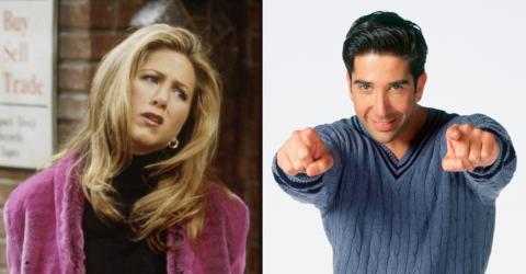 Ross Geller Once Appeared In This Bizarre Sitcom Crossover - But Not Everyone's Happy