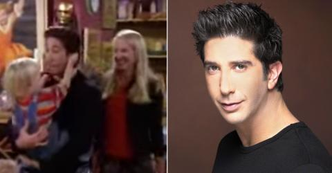 This Deleted Friends Scene Changes Everything We Thought About Ross