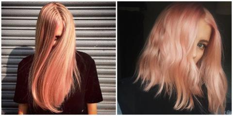 Blorange: The New Shade Of Blonde That's All The Rage