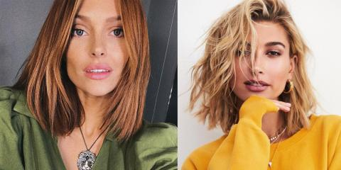 The Long Bob: The Must-Have Hairdo Of 2019