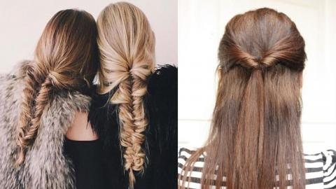 These Quick Hairstyles Are Perfect For Rushed Mornings