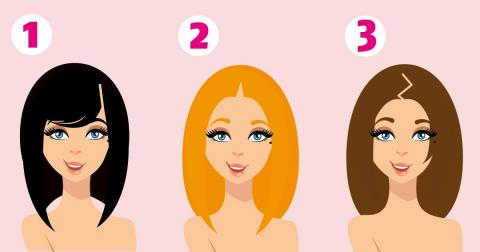 This Is What Your Hairline Says About Your Personality